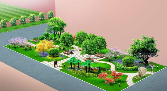 景观绿化设计招标文件范本  免费下载