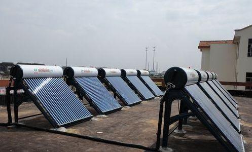 太阳能热水器工程投标书范本