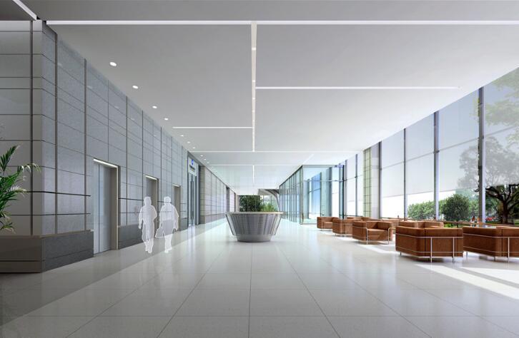 办公楼装饰装修改造项目投标书范本 (投标文件)