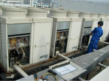 空调代维维保投标文件范本