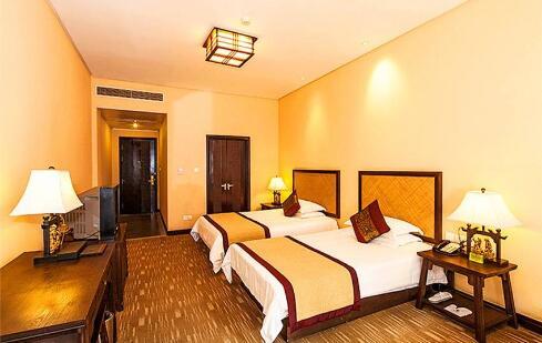 酒店家具采购竞争性谈判招标文件范本