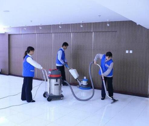 医院日常保洁服务方案 可做投标书用
