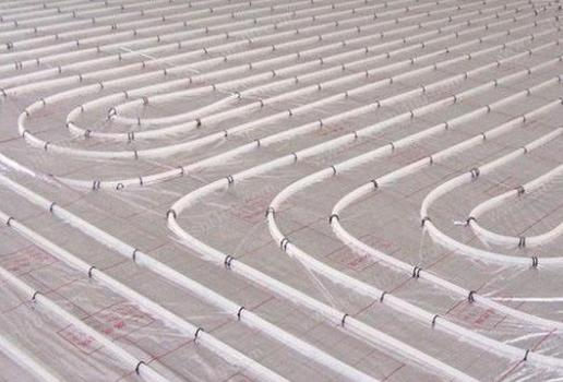地暖工程住宅供暖系统投标书
