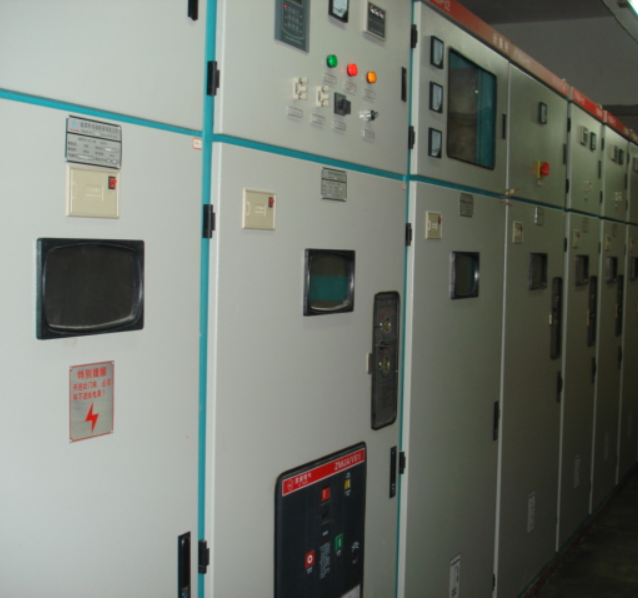 小区供配电工程投标书范本